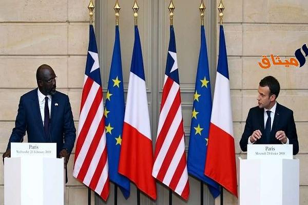 Iالرئيس الفرنسي يدعو إلى هدنة إنسانية في الغوطة الشرقية بسوريا