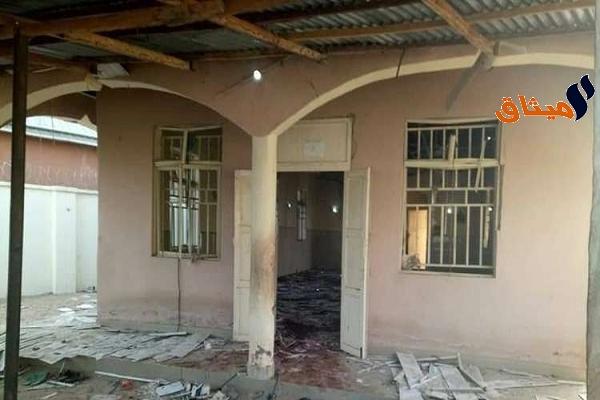 I50 قتيلا جراء تفجير انتحاري في مسجد شمال شرق نيجيريا