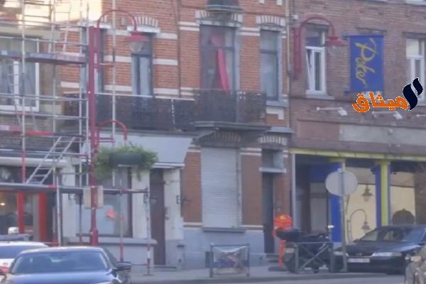 Iبلجيكا:الشرطة تطوق منطقة سكنية في بروكسل للاشتباه بوجود مسلحين