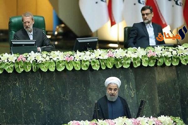 Iالرئيس الايراني: السعودية تتوسل الصداقة مع
