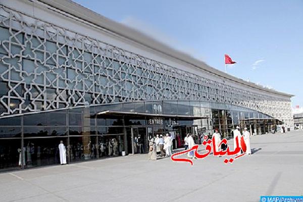 I300 تونسي عالقون في مطار الدار البيضاء