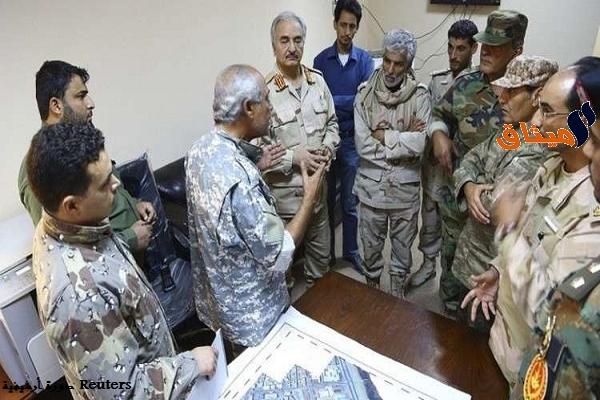 Iبعد استعادتها في هجوم خاطف:الجيش الليبي يفقد السيطرة على راس لانوف النفطي