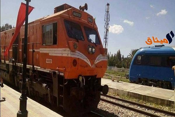 Iبداية من الأسبوع القادم: الجزائر تصدّر 80 حاوية أسبوعيا إلى تونس عبر القطار