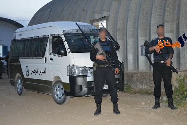 Iقاموا باقتحام مؤسسة تربوية:القبض على 3 أشخاص بالتضامن