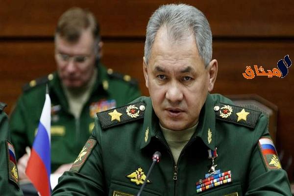 Iوزير الدفاع الروسي: خلقنا الظروف الضرورية لاستعادة وحدة سوريا