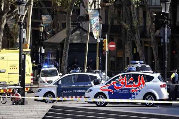 Iحادثة الدهس في برشلونة:لا وجود لتونسيين ضمن الضحايا