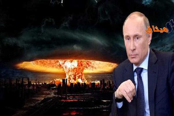Iفلاديمير بوتين:سندمر المسؤولين عن هجومي حميميم و طرطوس
