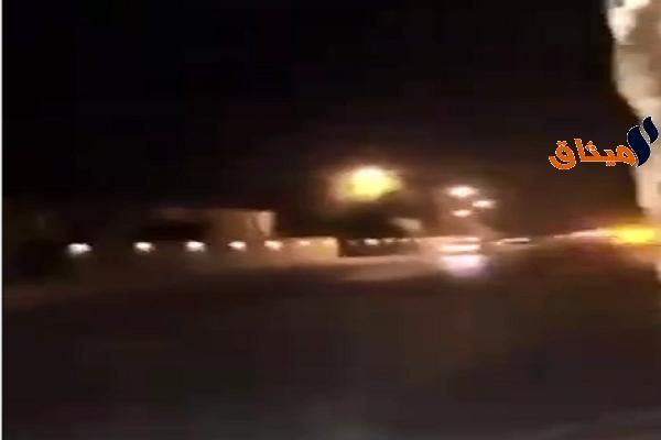 Iالشرطة السعودية: إطلاق النار باتجاه طائرة بدون طيار قرب القصور الملكية في منطقة الخزامي بالرياض