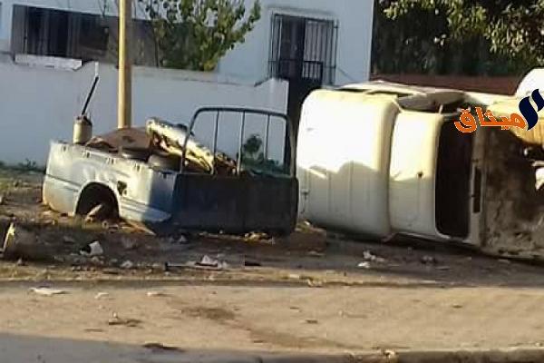 Iجندوبة: حرق 4 سيارات خاصة ببوسالم