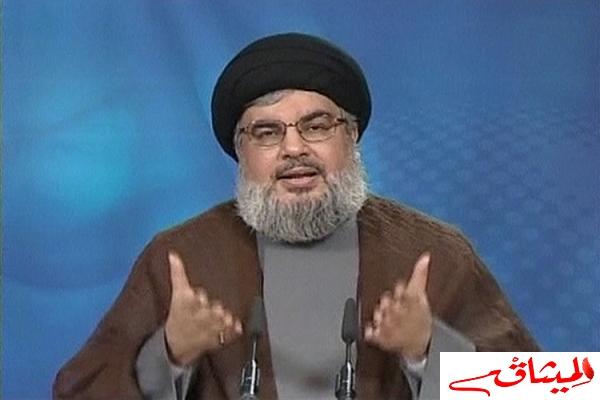 Iحسن نصرالله يشن هجوما شرسا على السعودية