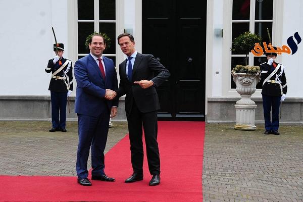 Iتونس-هولندا: اتفاقية لدعم الاقتصاد والفلاحة والسيطرة على الهجرة السرية
