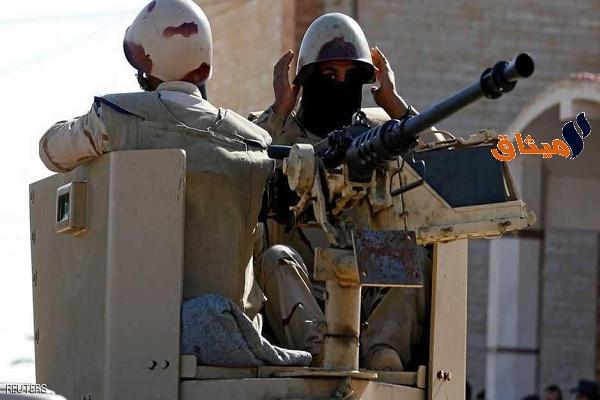 Iبيان سيناء التاسع: مقتل إرهابيين وضبط أسلحة وعبوات ناسفة