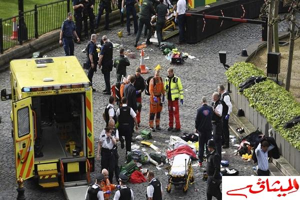 Iشرطة لندن تكشف عن الاسم الأصلي لمنفذ هجوم لندن