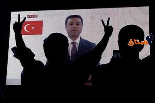 Iبُثت عبر التلفزيون: دعاية إنتخابية من داخل السجن لمرشح رئاسي تركي