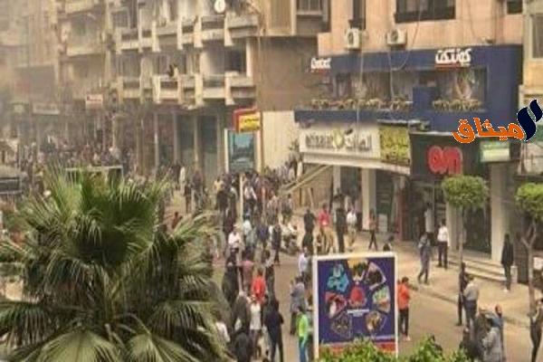 Iمصر:مقتل شخص وإصابة اثنين جراء انفجار سيارة مفخخة في الإسكندرية (صور)