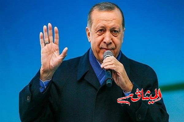 Iفي مُحاولة لتخفيف الضغط على قطر:أردوغان يبدأ جولة خليجية الأحد القادم