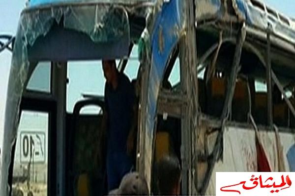 Iإدانات عربية للهجوم المسلح على حافلة أقباط في المنيا المصرية