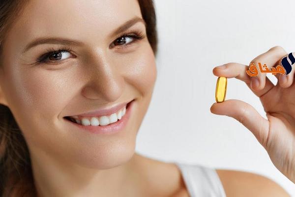 Iلن تصدقي مفعول الـ فيتامين اي في علاج البشرة