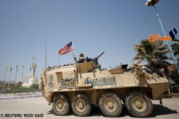 Iواشنطن:لا نية لسحب قواتنا العسكرية  من سوريا
