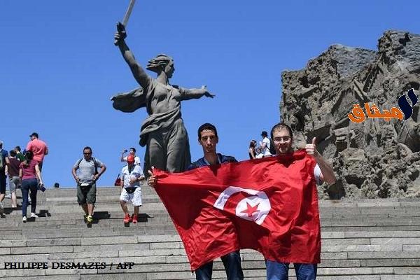Iمونديال روسيا:توفير رحلات إضافية لنقل الجماهير التونسية في مدينة فولغوغراد