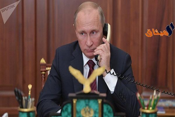 Iالكرملين يكشف تفاصيل محادثة بوتين وترامب