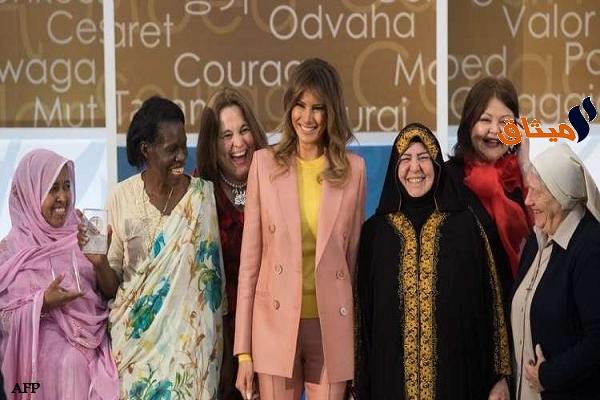 Iتضمّ عربيتان:تعرف على 10 نساء الأشجع في العالم