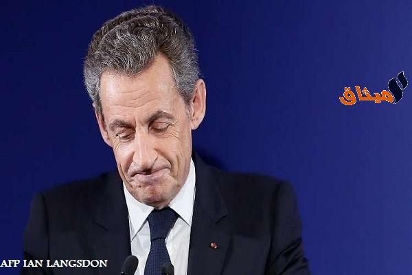 Iالإفراج عن الرئيس الفرنسي الأسبق ساركوزي بعد انتهاء استجوابه