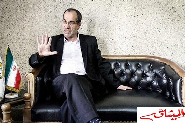 Iدبلوماسي إيراني: الأسد أدار ظهره لنا ولا نملك استراتيجية خروج من سوريا