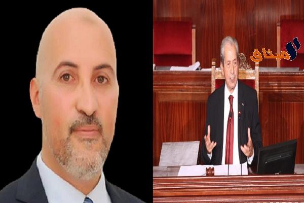 Iالناصر يستنكر اتهام نائب النهضة بالفساد
