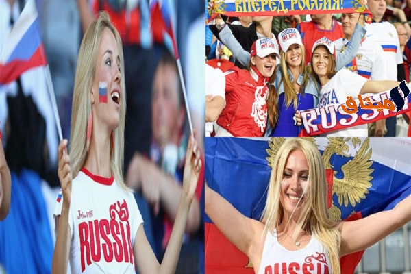 Iكواليس المونديال:مشجعات روسيات يتزوجن من مشجعين تونسيين