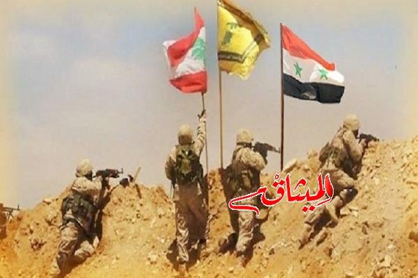 Iالجيشان السوري واللبناني يحاصران داعش على الحدود