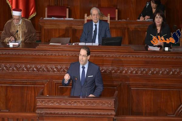 Iيوسف الشاهد : سنبقى مهددين بالتصنيفات ما لم نقم بالإصلاحات اللازمة