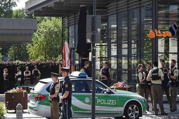 Iألمانيا:مهاجم يطعن عددا من الأشخاص بسكين في ميدان بمدينة ميونيخ