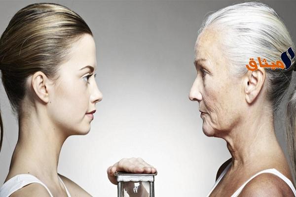 Iدراسة: الشيخوخة تبدأ من سن الـ 25!