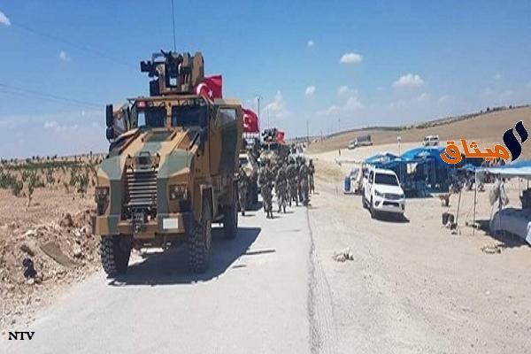 Iأنباء عن دخول قوات تركية مشارف منبج السورية.. والمجلس العسكري للمدينة ينفي