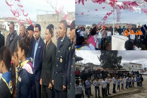 Iبنزرت :معتمدية سجنان تحتفي بالذكرى 62 لعيد الاستقلال المجيد
