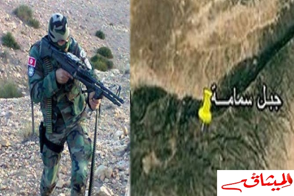 Iالقصرين: مقتل ارهابي واصابة جندي في مواجهات بجبل سمامة