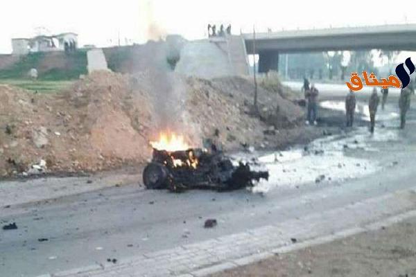 Iسوريا:إحباط عملية انتحارية في دمشق
